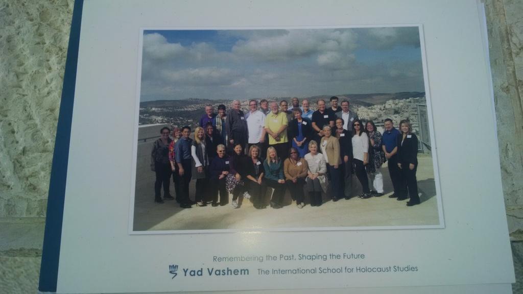 Yad Vashem seminar